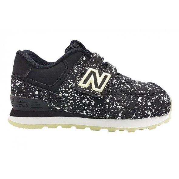 07cbb142377 New Balance Kids IV574KB Μαύρο | Apostolidis Shoes