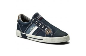 8018cc43bb9 S.Oliver 5-14603-20 Μπλε. Ανδρικά Παπουτσια Casual