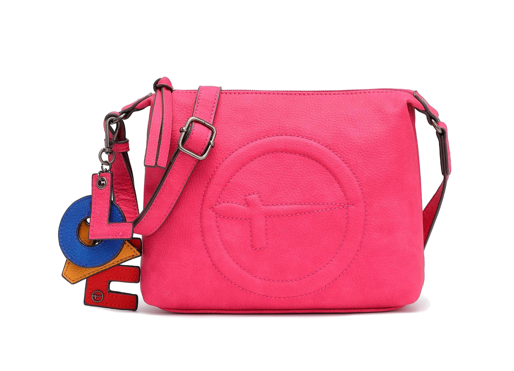 72f73c986d Apostolidishoes Tamaris Fee Crossbody Bag S 3043191-510 Pink (Ροζ)