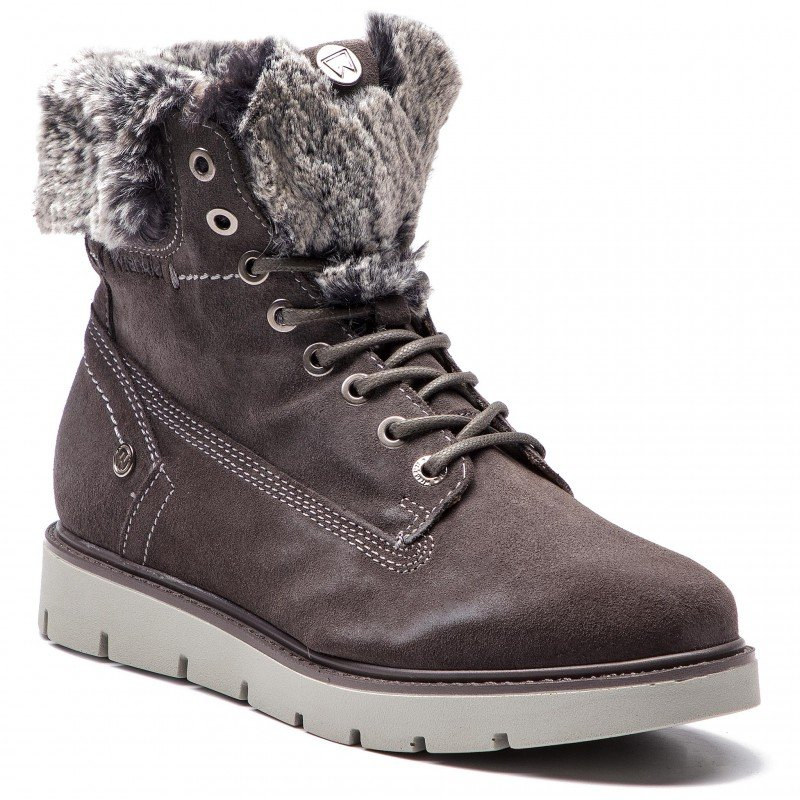 a0cb2eae64 Wrangler Shoes Tucson Lady Suede WL182511 96 Ανθρακί