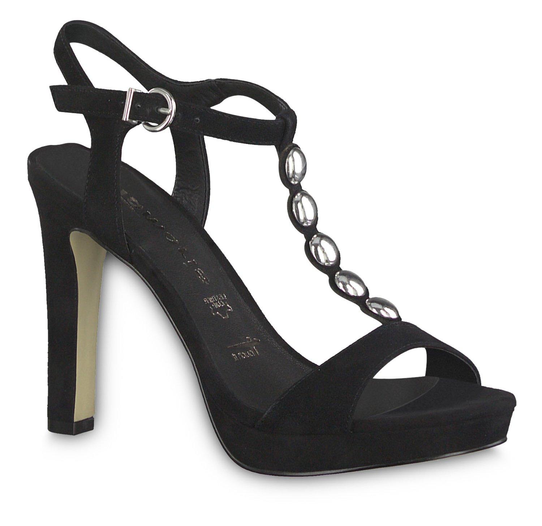 c2625eabb6 ... Γυναικεία · Παπούτσια · Πέδιλα  Tamaris 1-28378-22 001 Black. new. 1 -28378-22 001 ...