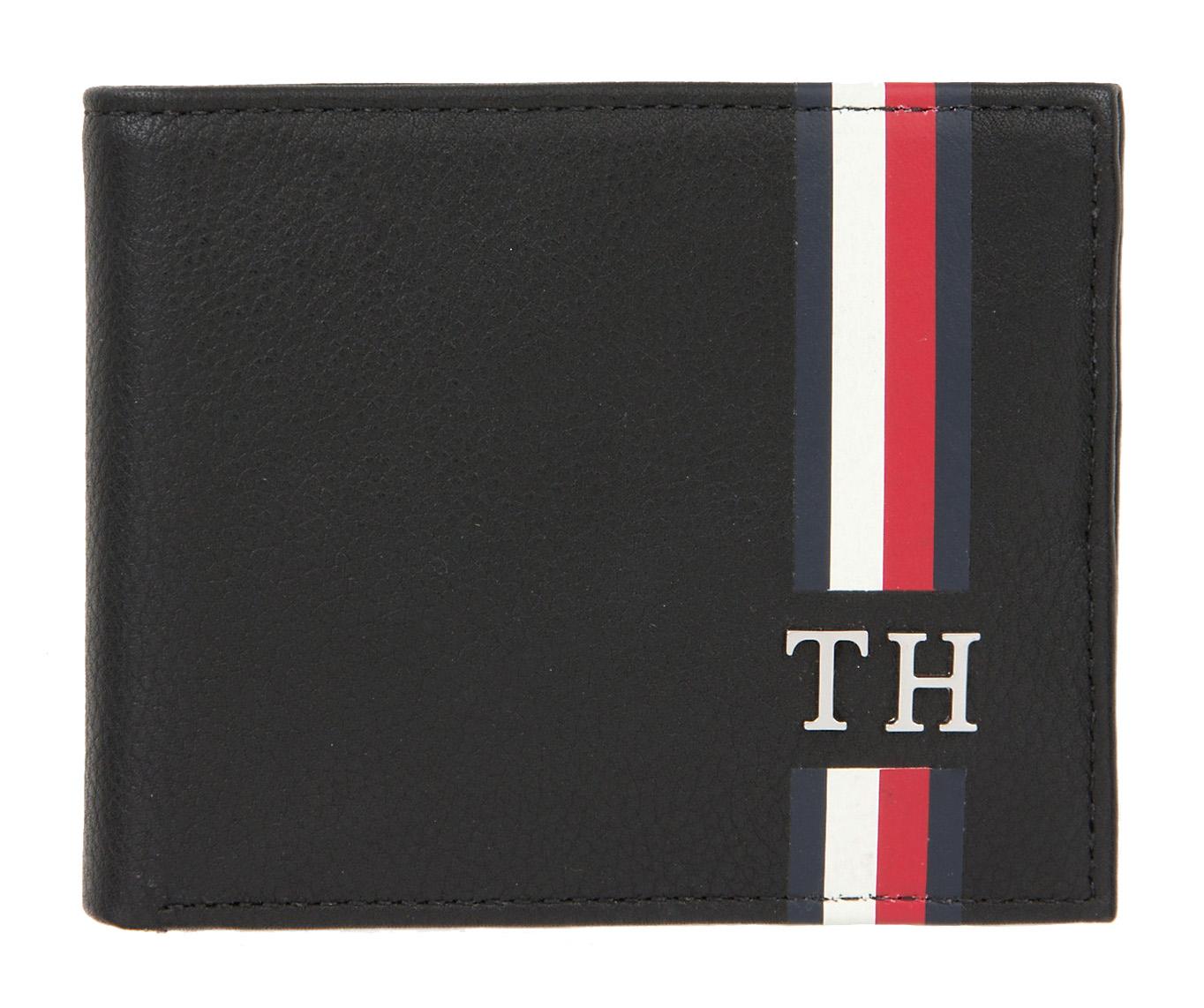 645148676062 Tommy Hilfiger Corporate CC Wallet W MNY C AM0AM04556 002 Μαυρο (Μαύρο)