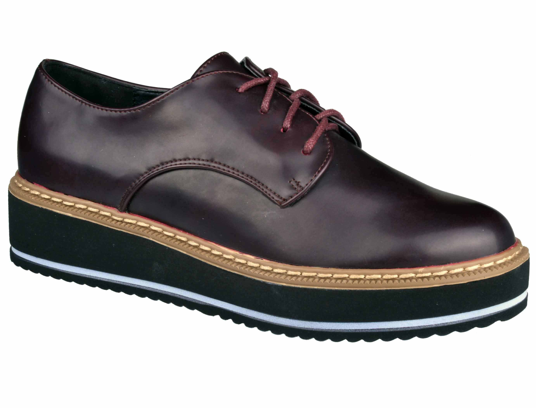 875d711a725 Γυναικεια Casual Παπουτσια Anda Μπορντω | Apostolidis Shoes