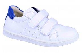 EB Shoes 963 Λευκο/Μπλε
