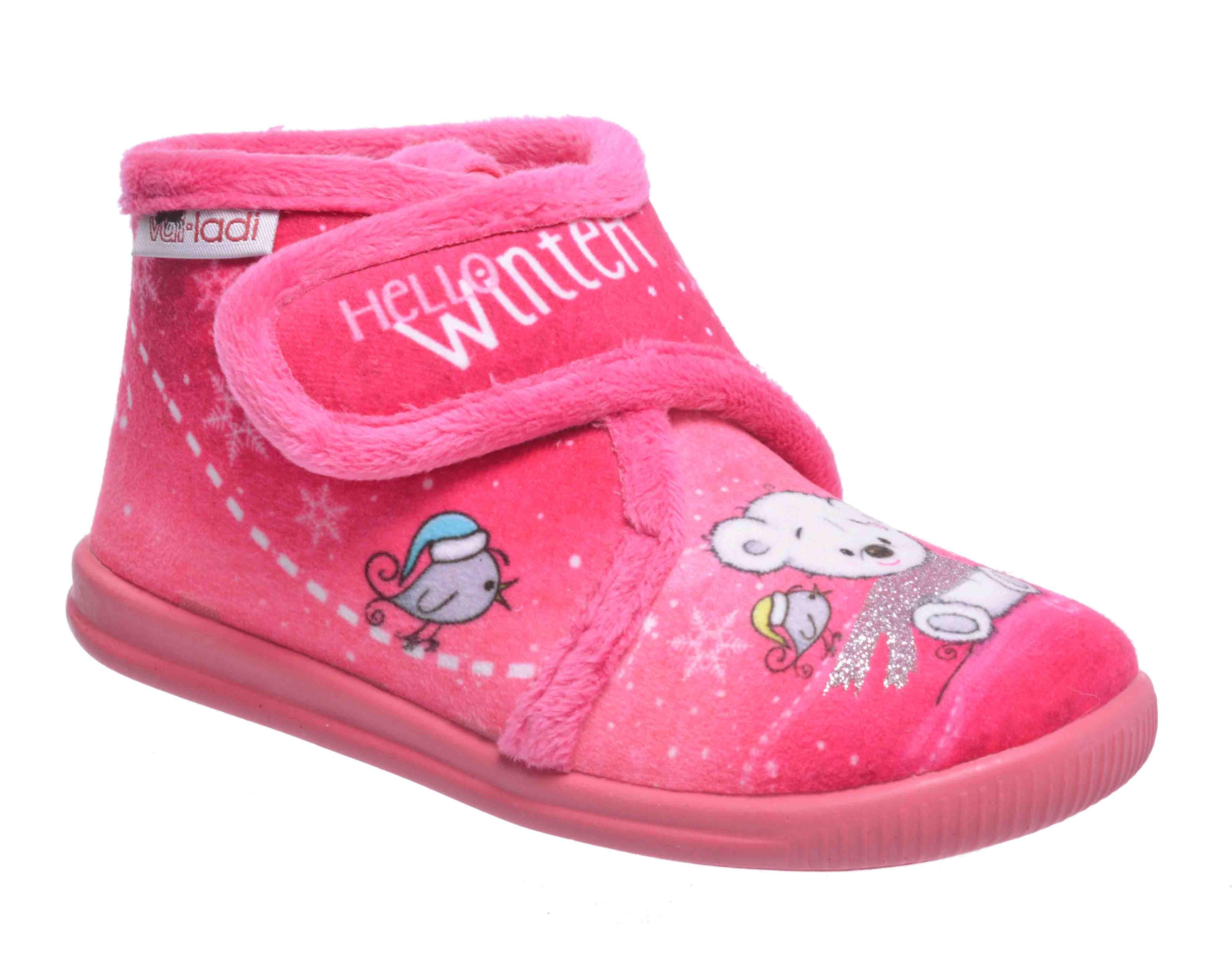 f39a137a64d Vul Ladi 1105-140 Φούξια | Apostolidis Shoes