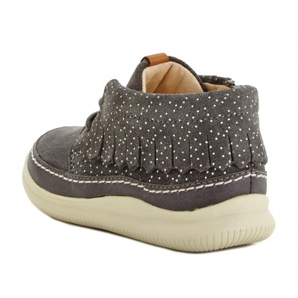 Clarks Kids Cloud Aklark Fst Γκρι