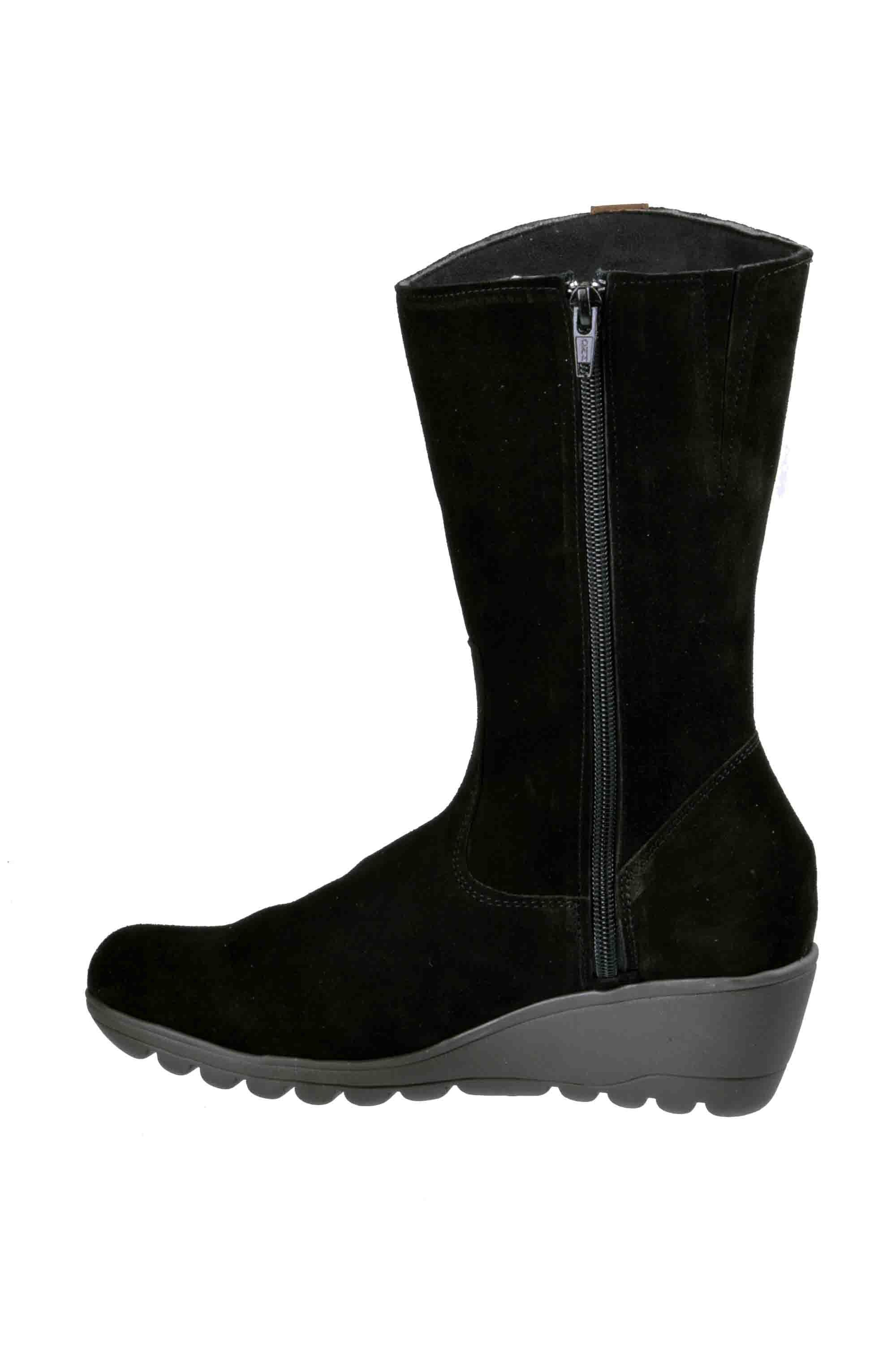 e428ef3f57d ... Γυναικεια Δερματινα Μποτακια Apostolidis Shoes City Boot Μαυρο ...