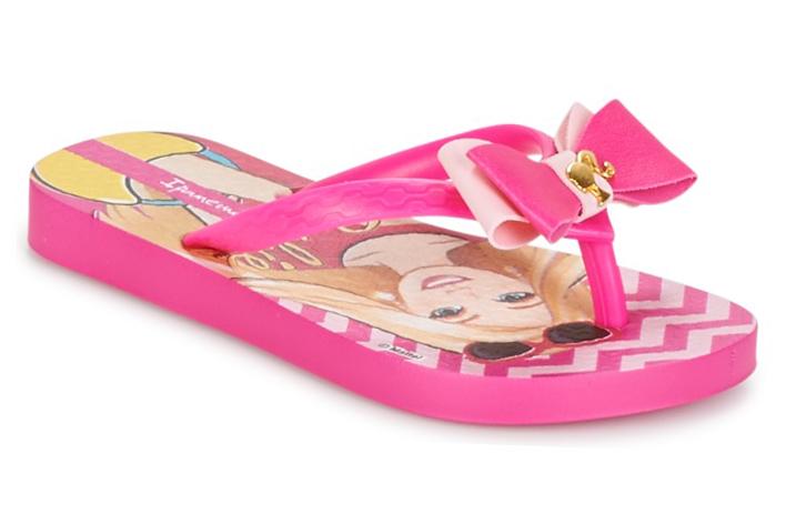 72de03cd2be Apostolidishoes Ipanema Barbie Love Glitter Kids 81883-20791 Φούξια (Φούξια)