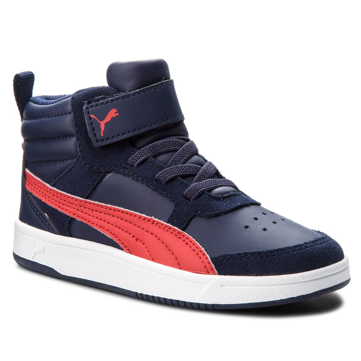 012015fddeb Puma Rebound Street v2 V Inf 363918 08 Μπλε | Apostolidis Shoes