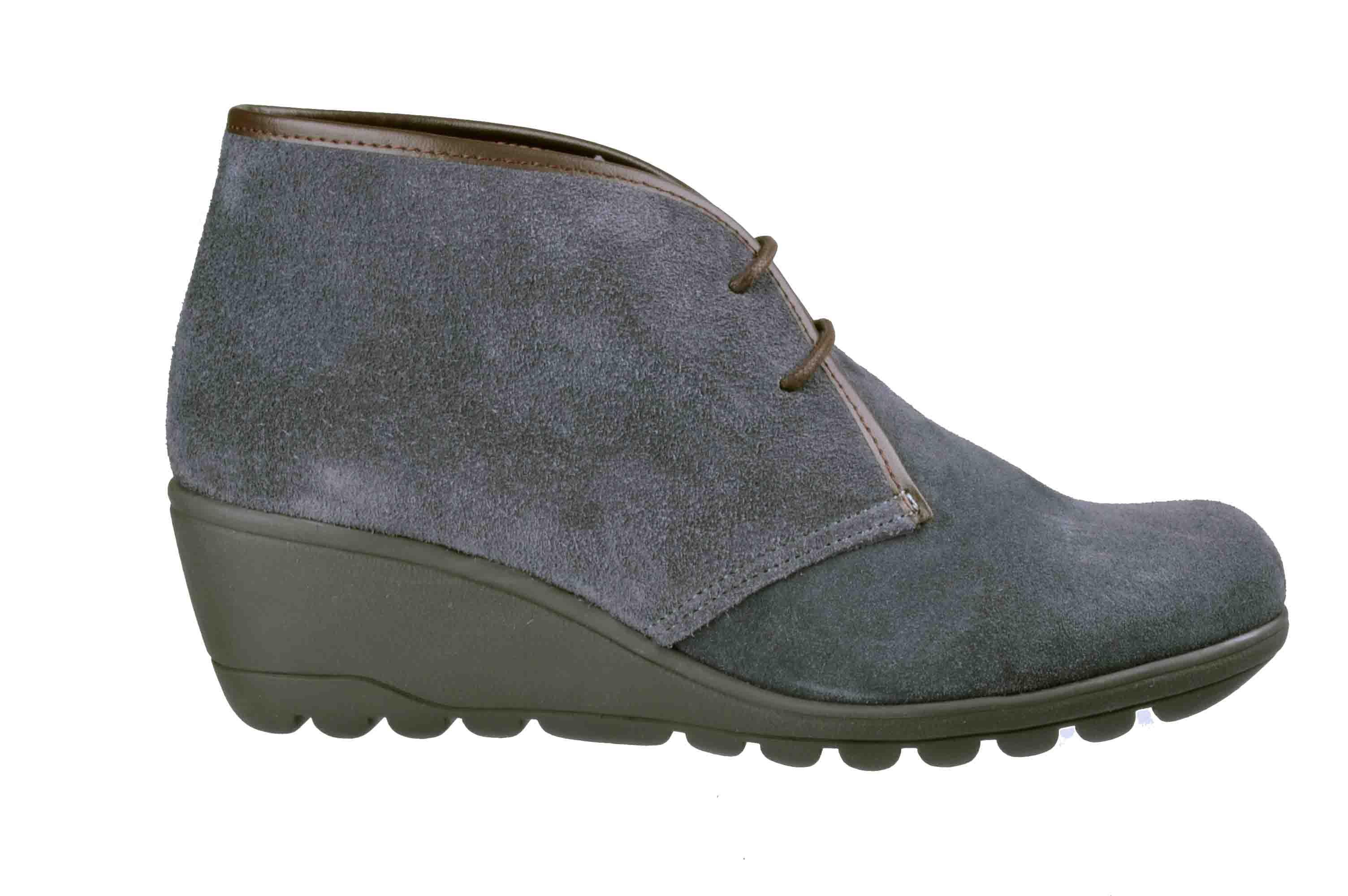 1b779a170d4 ... Γυναικεια Δερματινα Μποτακια Apostolidis Shoes City Ανθρακι