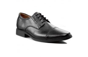 Tilden Cap 26110309 Black Leather