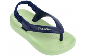 Ipanema Kids Anatomic Soft Baby Πρασινο