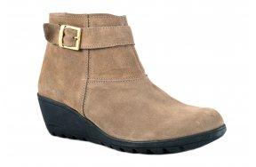 94ea5c6aa06 Γυναικεια Μποτακια Apostolidis Shoes Veta Μπεζ